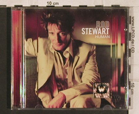 Stewart,Rod: Human, Atlantic(), D, 2001 - CD - 83339 - 10,00 Euro