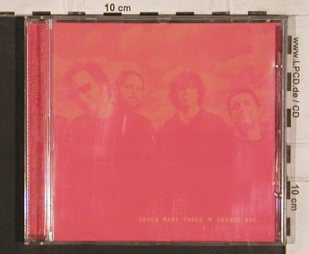 Seven Mary Three: Orange Ave., Atlantic(), D, 1998 - CD - 83342 - 5,00 Euro