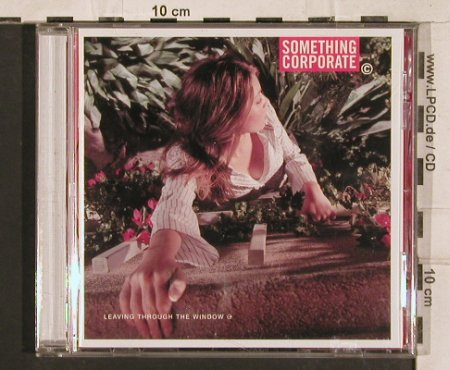 Something Corporate: Leaving through the Window, Universal(), , 2002 - CD - 83345 - 5,00 Euro