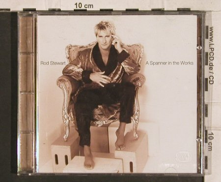 Stewart,Rod: A Spanner In The Works, WB(), D, 1995 - CD - 83348 - 5,00 Euro
