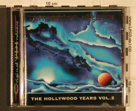 Tangerine Dream: The Hollywood Years, Vol.2, TDI(008), ,  - CD - 83353 - 7,50 Euro