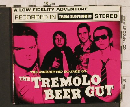 Tremolo Beer Gut: Inebriated Sounds of the, Digi, Chrunchy Frog(), DK, 2005 - CD - 83357 - 10,00 Euro