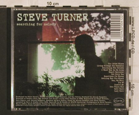 Turner,Steve: Searching For Melody (Mudhoney), Loose(), UK, 2003 - CD - 83365 - 7,50 Euro