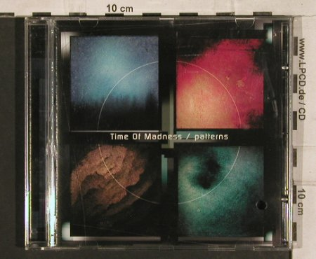 Time of Madness: Patterns, April(APR047cd), ,  - CD - 83373 - 5,00 Euro