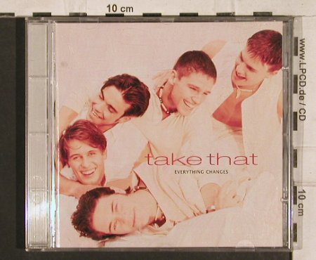 Take That: Everything Changes, RCA(), D, 1993 - CD - 83375 - 6,00 Euro