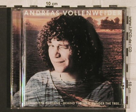 Vollenweider,Andreas: Behind The Gardens-Beh.the W, Columbia(485162 2), A, 1981 - CD - 83379 - 10,00 Euro