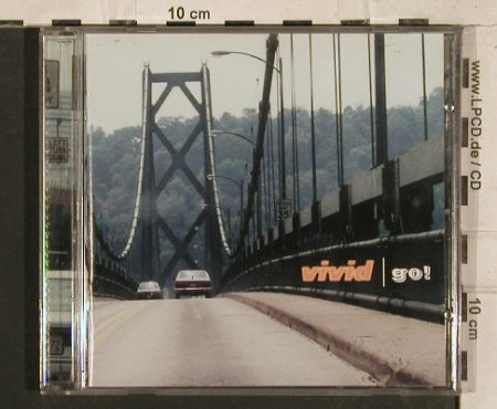 Vivid: Go!, Virgin(), NL, 1997 - CD - 83382 - 7,50 Euro