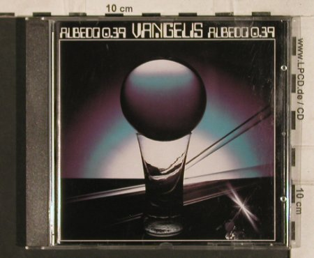 Vangelis: Albedo 0.39, RCA(ND 74208), D, 1975 - CD - 83386 - 7,50 Euro