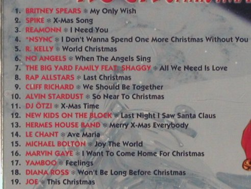 V.A.Rock Christmas Vol.9: Britney Spears...Joe, 19 Tr., Polystar(), D, 2001 - CD - 83490 - 6,00 Euro