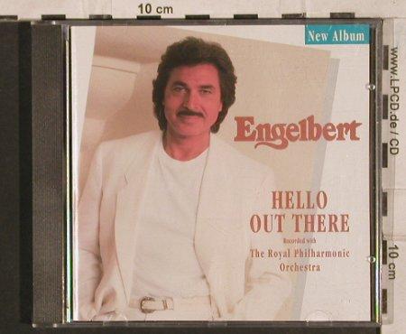 Engelbert: Hello Out There, Polydor(), D, 1992 - CD - 83689 - 5,00 Euro