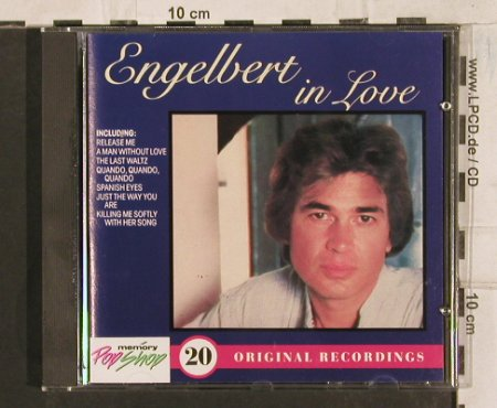 Engelbert: In Love, Epic(462 559 2), NL, 1988 - CD - 83698 - 5,00 Euro