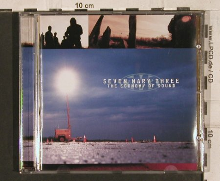 Seven Mary Three: The Economy of Sound, Mammoth(), D, 2001 - CD - 83791 - 5,00 Euro