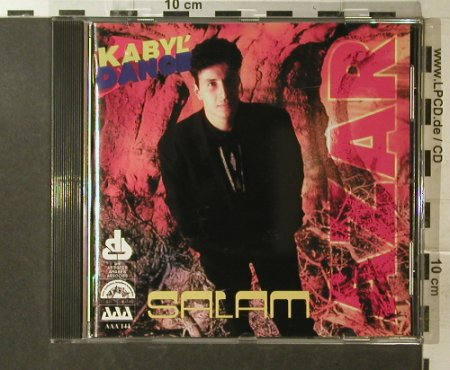 Azar: Salam, Club du Disque Arab(AAA 144), F, 1996 - CD - 84099 - 7,50 Euro