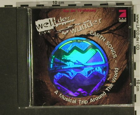 V.A.Earth Songs: A Musical Trip around the World, BMG(), EC, 1996 - CD - 84110 - 5,00 Euro