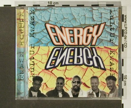 Energy: Kultur Kwaze (Martinique), Sonodisc(), , 1997 - CD - 84140 - 7,50 Euro