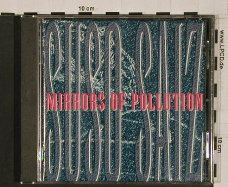 Saiz,Suso: Mirrors Of Pollution, No-CD Rec.(), E, 1994 - CD - 84143 - 5,00 Euro
