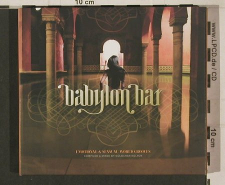 V.A.Babylon Bar: 32 Tr. Digi,Gülbahar Kültür, Lola's World(), EU,  - 2CD - 84153 - 10,00 Euro