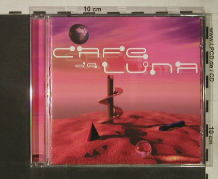 V.A.Cafe de Luna: 12 Tr., Prudence(), D, 2003 - CD - 84156 - 5,00 Euro