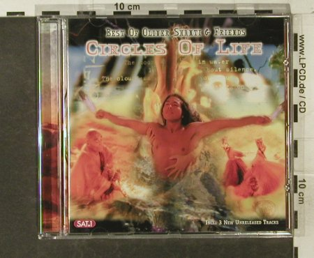 Shanti,Oliver & Friends: Circles Of Life-Best Of, 17 Tr., EW(), D, 1997 - CD - 84171 - 7,50 Euro