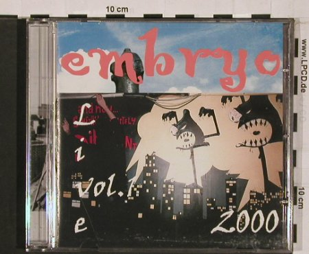 Embryo: 2000 Live Vol.1, Schneeball(), D,  - CD - 84196 - 12,50 Euro