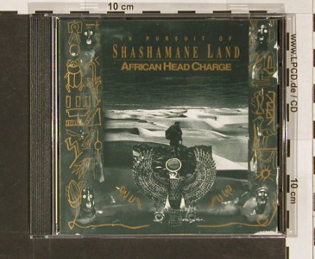 African Head Charge: Shashamane Land, ON-U Sound(25), UK, 1993 - CD - 84203 - 12,50 Euro