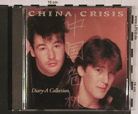 China Crises: Diary-A Collection, Disky(VI 862992), NL, 1992 - CD - 84213 - 5,00 Euro