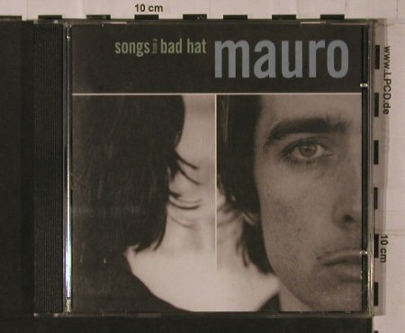 Mauro: Songs from a bad Hat, Pias(), , 2001 - CD - 84284 - 6,00 Euro