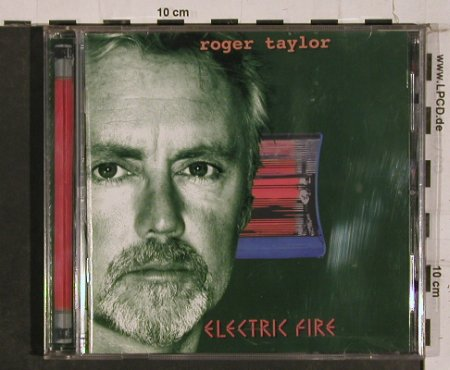Taylor,Roger: Electric Fire, Parlophon(), EU, 1998 - CD - 84373 - 7,50 Euro