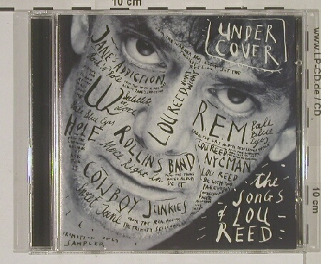 Reed,Lou - Undercover: The Songs of Lou Reed by V.A,Promo, Warner(8052), US, 96 - CD - 90041 - 15,00 Euro