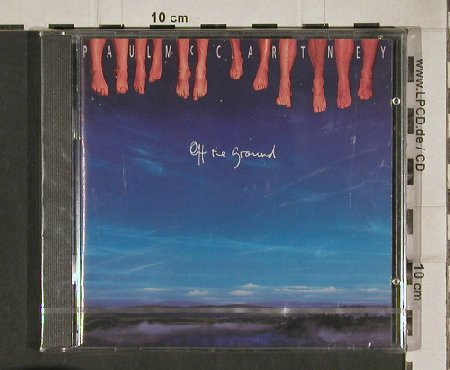 Mc Cartney,Paul: Off The Ground, FS-New, Parlophone(0777 780362 2 7), D, 1993 - CD - 90050 - 10,00 Euro
