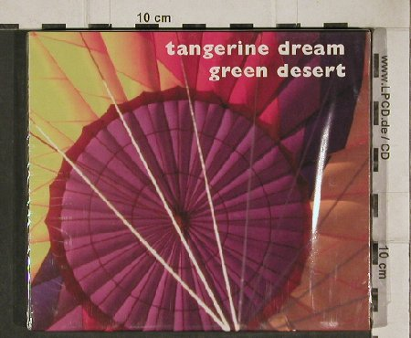Tangerine Dream: Green Desert, FS-New, Sanctuary(), UK, 03 - CD - 90107 - 11,50 Euro