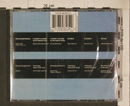 Pet Shop Boys: Disco 2, FS-New, Parlophone(8 28 105 2), NL, 94 - CD - 90154 - 11,50 Euro