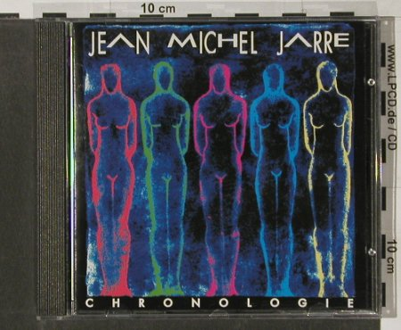 Jarre,Jean Michel: Chronolgy Part 1-8, Dreyfus(519 373-2), F, 1993 - CD - 90208 - 11,50 Euro