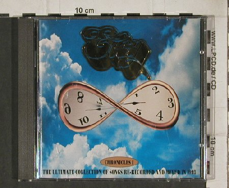 Eloy: Chronicles 1(original case), ACI(), D, 1993 - CD - 90209 - 12,50 Euro