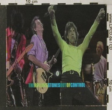 Rolling Stones: Out Of Control*4, Digi, Virgin(vscdxj1700), EU,Promo, 98 - CD5inch - 90222 - 10,00 Euro