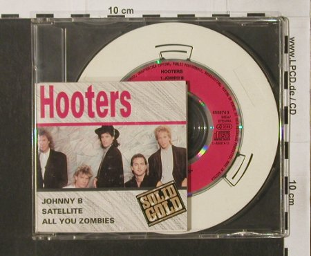 Hooters: Johnny B+2, Digi, CBS(655574 6), A, 1988 - CD5inch - 90257 - 4,00 Euro