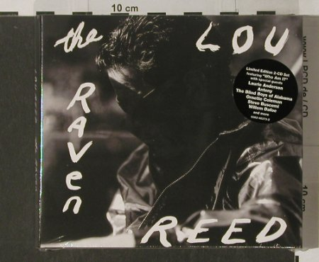 Reed,Lou: The Raven,Lim.Ed. , FS-New, Warner(), D, 2003 - 2CD - 90286 - 12,50 Euro