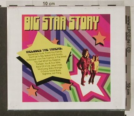 Big Star: Big Star Story, FS-New, Ryko(), EU, 03 - CD - 90360 - 10,00 Euro