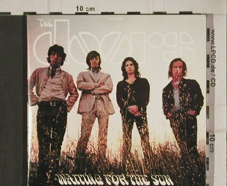 Doors: Waiting For The Sun,Vinyl Replica, Elektra(), EU,Digi,  - CD - 90402 - 10,00 Euro
