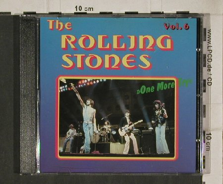 Rolling Stones: One More Try Vol.6, BRS(84275), EU, 92 - CD - 90408 - 10,00 Euro