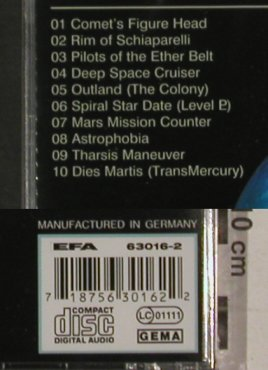 Tangerine Dream: Mars Polaris, FS-New, TDI(016), D, 1999 - CD - 90417 - 10,00 Euro
