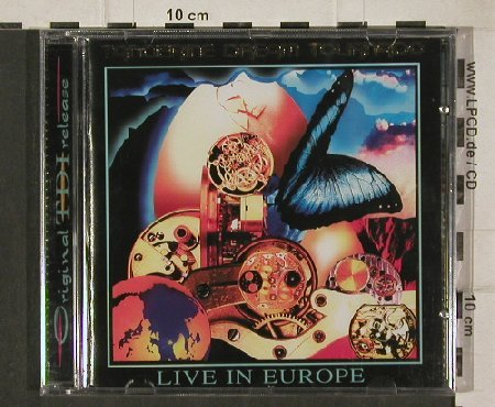Tangerine Dream: Tournado-Live in Europe, FS-New, TDI(011), , 97 - CD - 90420 - 10,00 Euro