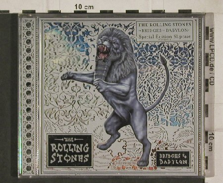 Rolling Stones: Bridges To Babylon,Slipcase, Virgin(), NL, 97 - CD - 90446 - 10,00 Euro