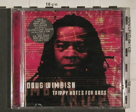 Wimbish,Doug: Trippy Notes For Bass, FS-New, ON-U(0091), A, 1999 - CD - 90467 - 7,50 Euro