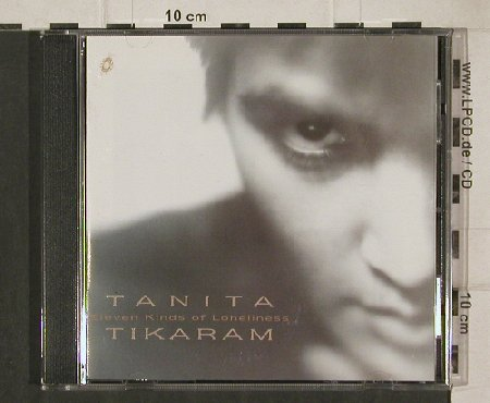 Tikaram,Tanita: Eleven Kinds Of Lonelines, EW(), D, 1992 - CD - 90497 - 10,00 Euro