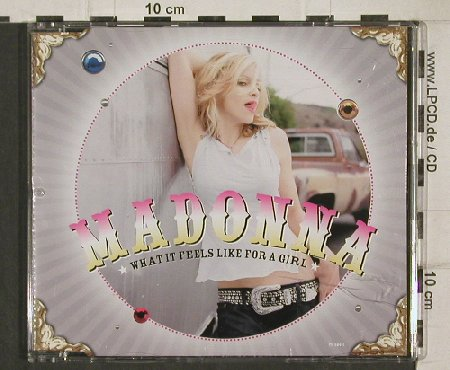 Madonna: Whatever it feels like for a Girl*1, Maverick(02461), D, 2000 - CD5inch - 90517 - 10,00 Euro