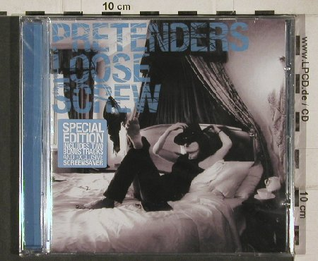 Pretenders: Loose Screw, Sp.Edition - FS-NEW, Eagle(), D, 03 - CD - 90520 - 10,00 Euro