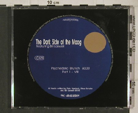 Laswell,Bill /P.Namlook/K.Schulze: The Dark Side Of the Moog V, PK 08/123(), D,  - CD - 90533 - 12,50 Euro