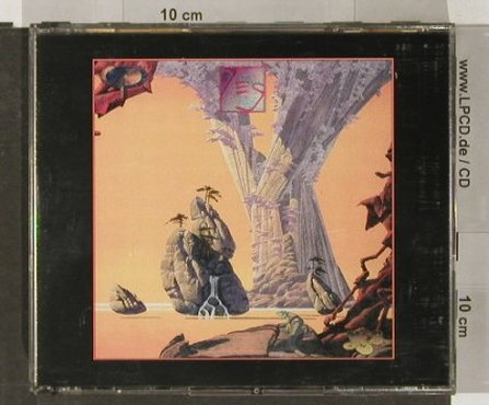Yes: Yes Story, Atco(), D, 1991 - 2CD - 90598 - 10,00 Euro