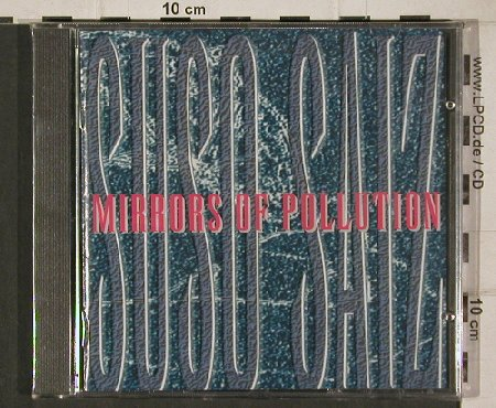 Saiz,Suso: Mirrors Of Pollution, FS-New, 3-Fishes(007), E, 94 - CD - 90621 - 11,50 Euro